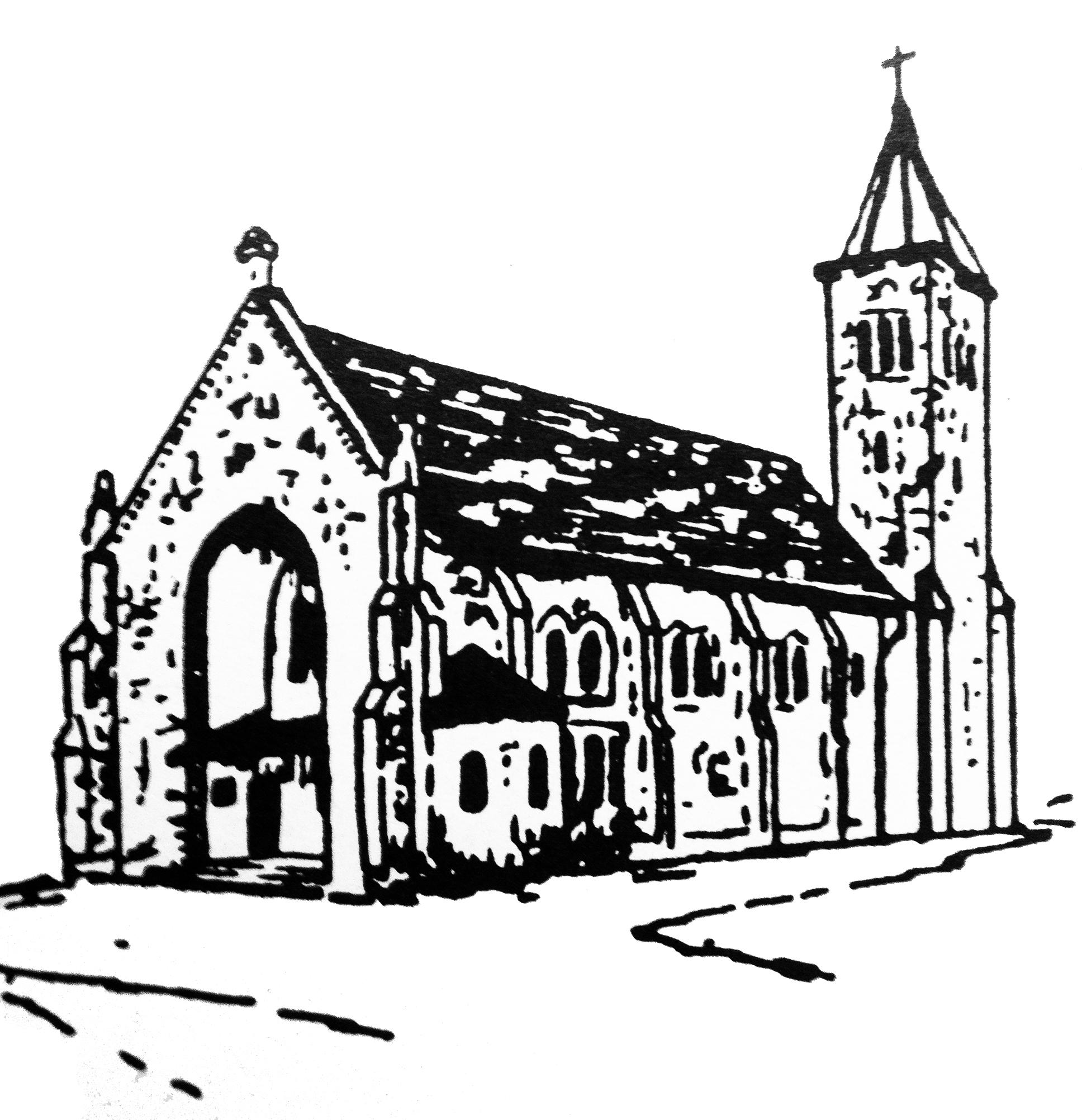 Kirche Pardisla
